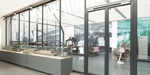 TS 5000 ISM, Textil- und Industriemuseum