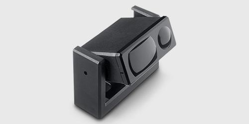 Aktiv-Infrarot-Melder, Lichttaster zur Überwachung des Türgrif