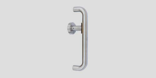 Astore hermetic manual door stainless steel handle