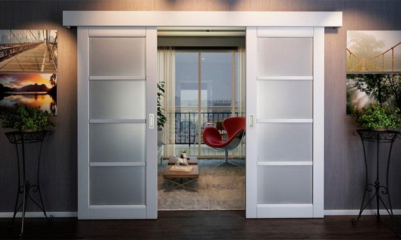 Автоматические двери в квартире: нужны ли?