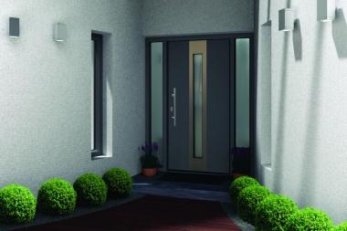 Входные двери Ryterna как часть системы «умный дом»